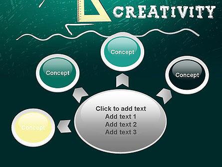 Creativity School PowerPoint Template Slide 7