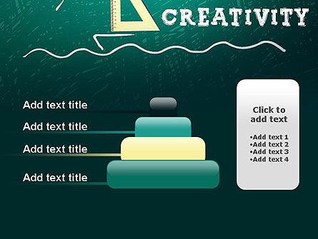 Creativity School PowerPoint Template Slide 8
