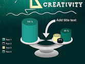 Creativity School PowerPoint Template#10