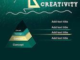 Creativity School PowerPoint Template#12
