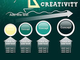 Creativity School PowerPoint Template#13