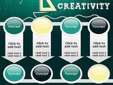 Creativity School PowerPoint Template#18
