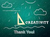 Creativity School PowerPoint Template#20