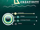 Creativity School PowerPoint Template#3