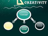 Creativity School PowerPoint Template#4