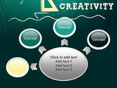 Creativity School PowerPoint Template#7