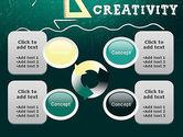Creativity School PowerPoint Template#9