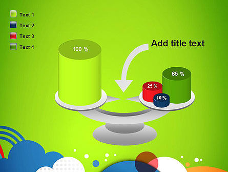 Childish Illustration PowerPoint Template Slide 10