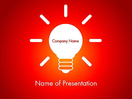 Good Creative Idea PowerPoint Template, 13759, Business Concepts — PoweredTemplate.com