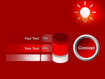 Good Creative Idea PowerPoint Template Slide 11