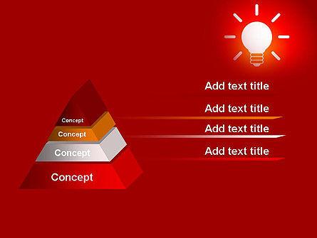 Good Creative Idea PowerPoint Template Slide 12