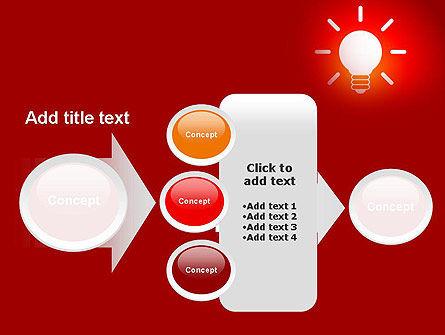 Good Creative Idea PowerPoint Template Slide 17