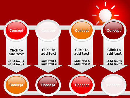 Good Creative Idea PowerPoint Template Slide 18