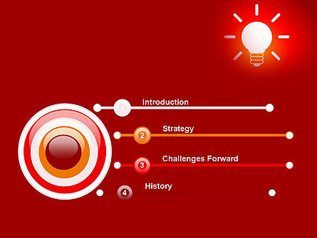 Good Creative Idea PowerPoint Template Slide 3