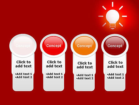 Good Creative Idea PowerPoint Template Slide 5