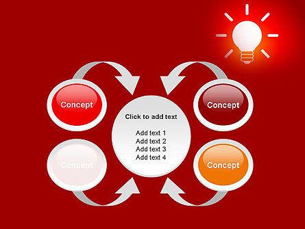 Good Creative Idea PowerPoint Template Slide 6