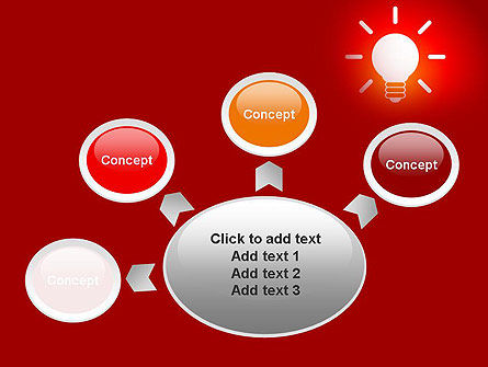 Good Creative Idea PowerPoint Template Slide 7