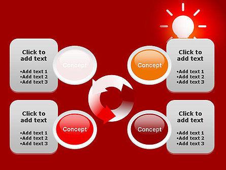 Good Creative Idea PowerPoint Template Slide 9