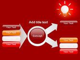 Good Creative Idea PowerPoint Template#14