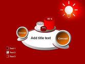 Good Creative Idea PowerPoint Template#16