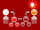 Good Creative Idea PowerPoint Template#19