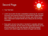 Good Creative Idea PowerPoint Template#2