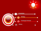 Good Creative Idea PowerPoint Template#3