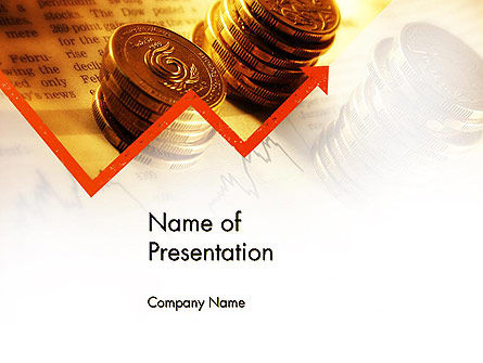 Financial Strength PowerPoint Template