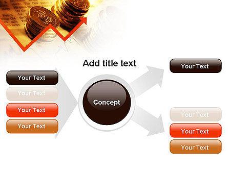 Financial Strength PowerPoint Template Slide 14