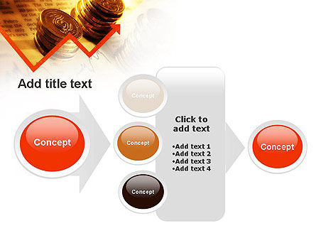 Financial Strength PowerPoint Template Slide 17