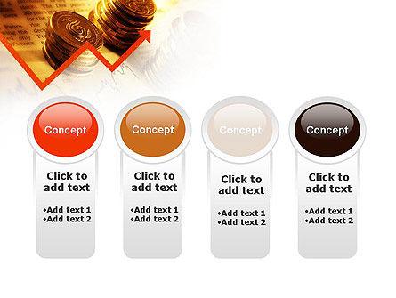 Financial Strength PowerPoint Template Slide 5