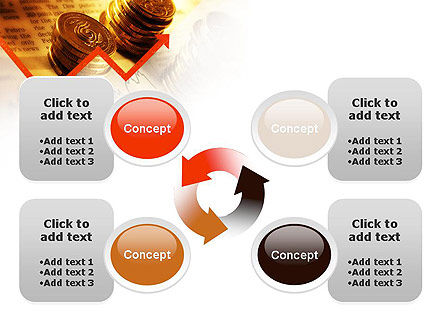 Financial Strength PowerPoint Template Slide 9