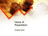 Financial/Accounting: Financial Strength PowerPoint Template #13761