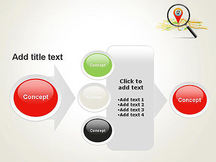 Search Location PowerPoint Template Slide 17