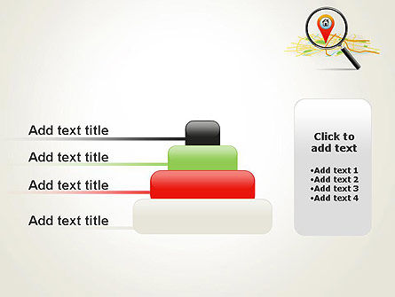 Search Location PowerPoint Template Slide 8