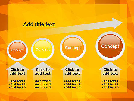 Sunny Background Abstract PowerPoint Template Slide 13