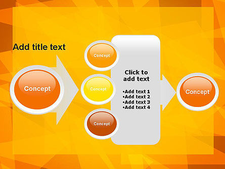 Sunny Background Abstract PowerPoint Template Slide 17