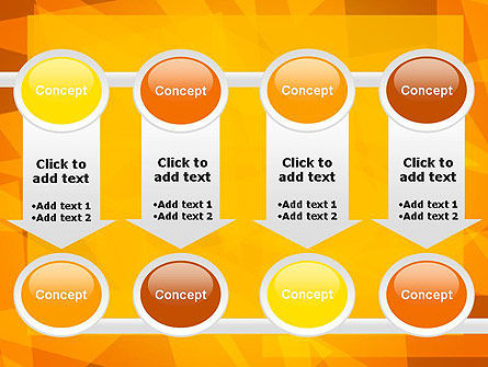 Sunny Background Abstract PowerPoint Template Slide 18