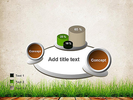 Wooden Floor Terrace PowerPoint Template Slide 16