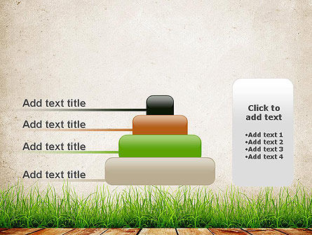 Wooden Floor Terrace PowerPoint Template Slide 8