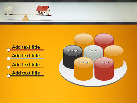 Mortgage vs Save for Retirement PowerPoint Template Slide 12