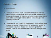 Mobile Advertising PowerPoint Template#2