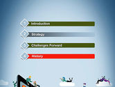 Mobile Advertising PowerPoint Template#3