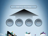 Mobile Advertising PowerPoint Template#8
