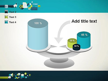 Flat Design Ads PowerPoint Template Slide 10
