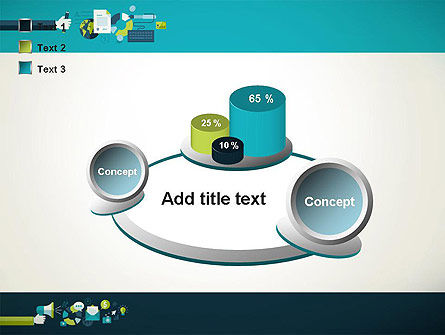 Flat Design Ads PowerPoint Template Slide 16