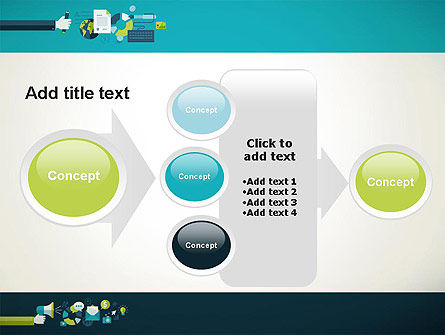 Flat Design Ads PowerPoint Template Slide 17