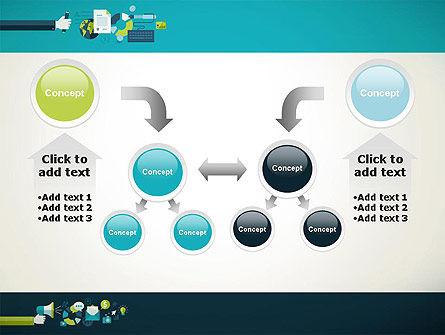 Flat Design Ads PowerPoint Template Slide 19