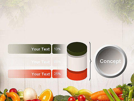 Fruits and Vegetables PowerPoint Template Slide 11