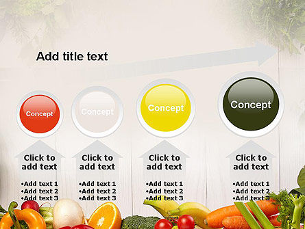 Fruits and Vegetables PowerPoint Template Slide 13